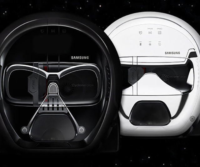 Star Wars Powerbot Robot Vacuum