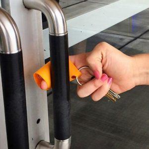 The Germaphobe's Keychain