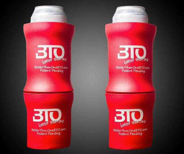 BTO Cooler Stackable Drink Koozies