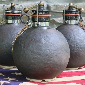 Cannonball Beer Growler