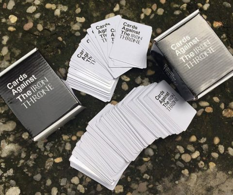 Cards Against The Iron Throne