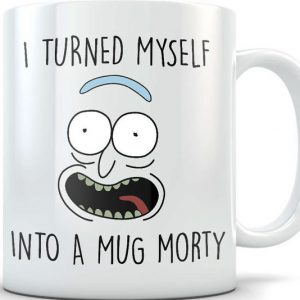 Coffee Mug Rick