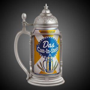 Das Can-in-Stein Beer Holder