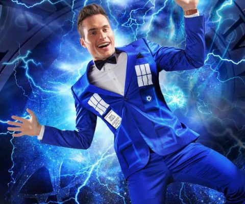 Doctor Who TARDIS Suit