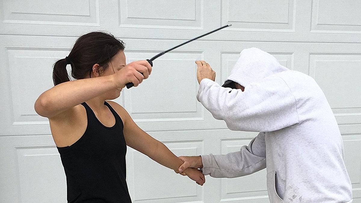 Fast Strike Self Defense Weapon Interwebs