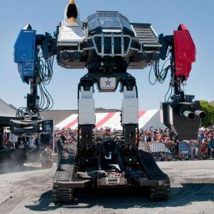 Mk. III MegaBot - Piloted Battle Mech
