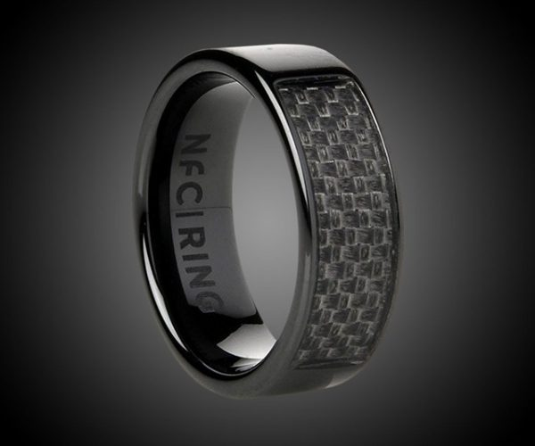 NFC Programmable Smart Ring