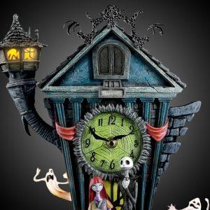 Nightmare Before Christmas Cuckoo Clock