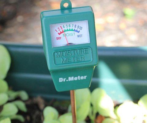 Plant Garden Soil Sensor Meter