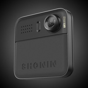 Shonin Streamcam Wearable Personal Security Camera