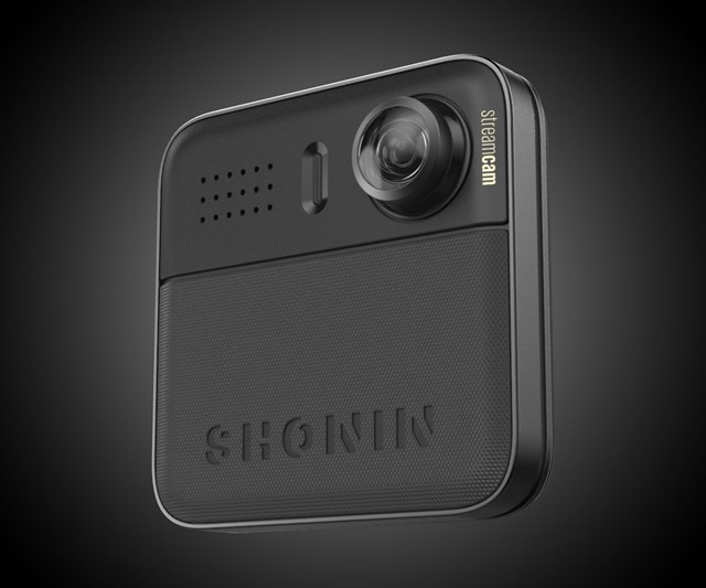 Shonin Streamcam Wearable Personal Security Camera Interwebs