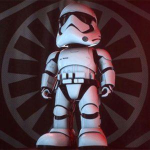 Star Wars AR Stormtrooper Robot