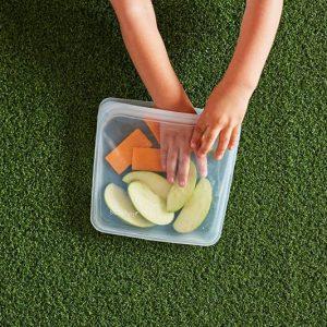 Stasher Reusable Silicone Food Bags