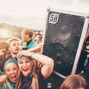 The Loudest Portable Speaker