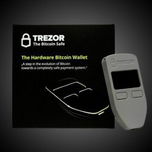 Trezor the Bitcoin Safe - Hardware Bitcoin Wallet