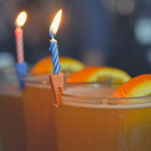 Wish Clips - Candle Holders for Drinks