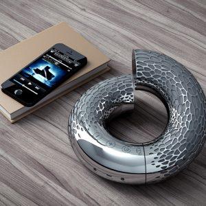 AeroTwist Speaker