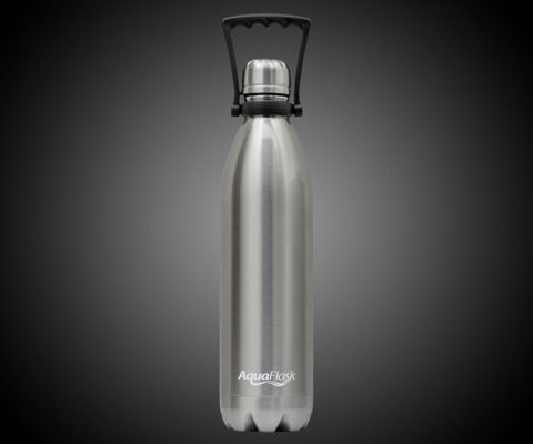 AquaFlask Insulated Stainless Steel Water Bottle