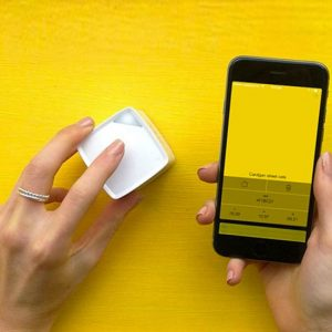 Cube Portable Color Digitizer
