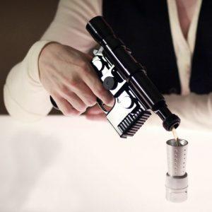 Han Solo DL 44 Blaster Flask Prototype