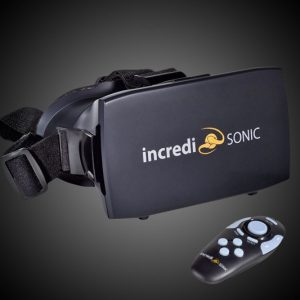 IncrediSonic Smartphone VR Headset