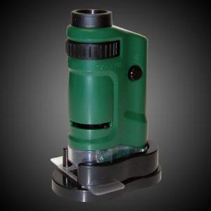 LED Lighted Pocket Microscope