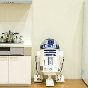Life-Size RC R2-D2 Refrigerator
