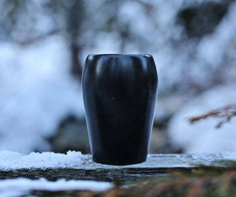 Metamorphic Rock Naturally Insulating Cup