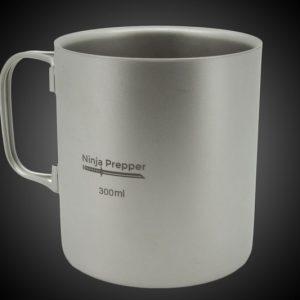 Mizu Insulated Titanium Mug