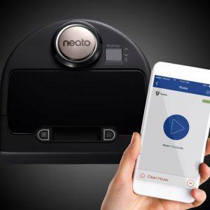Neato Botvac Wi-Fi-Enabled Robot Vacuum