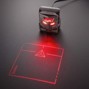 ODiN Aurora Projection Mouse