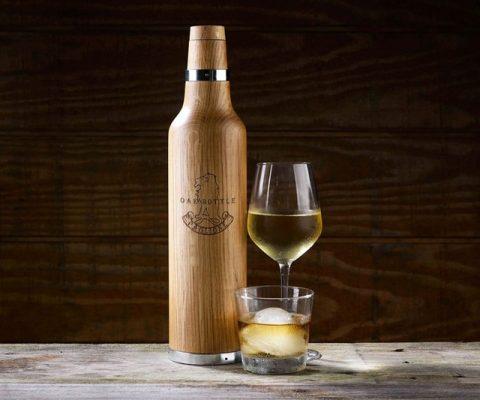 Oak Bottle - Ultra-Fast Barrel Aging