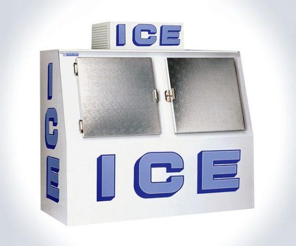 Outdoor Polar Ice Freezer