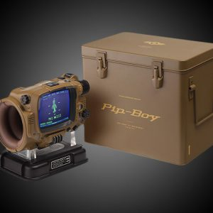 Pip-Boy: Deluxe Bluetooth Edition