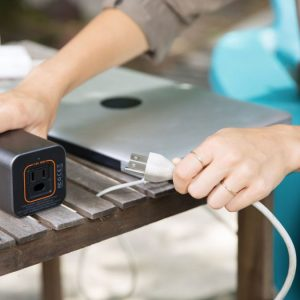 PowerBar - Portable AC Power Outlet