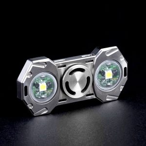 Rebel Microlight Fidget Spinner