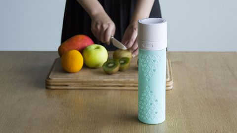SANS Juice & Smoothie Preserving Travel Bottle