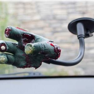 Severed Zombie Hand Phone Mount