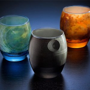 Star Wars Planetary Glassware Set