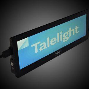 Talelight Modifiable Digital Bumper Sticker