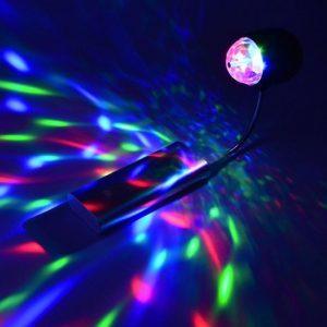 USB Book & Disco Party Light