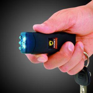 Ultra-Compact Keychain Stun Gun