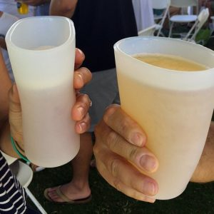 Unbreakable Silicone Pint Glasses