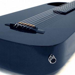 lackbird Rider Carbon Fiber Guitar