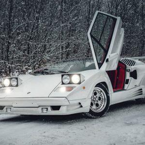 1991 Lamborghini Countach