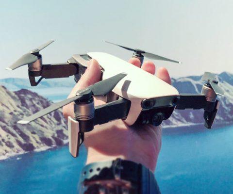 DJI Mavic Air Ultra Portable Folding Drone
