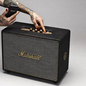Marshall Bluetooth Speaker By John Varvatos