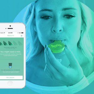 Mint - Breath Quality & Hydration Detector
