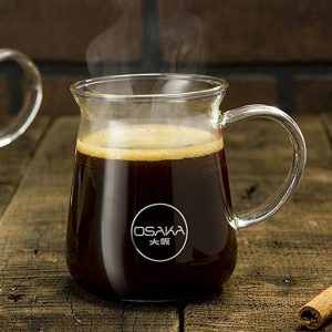 Osaka Thermal Shock Proof Coffee Mug