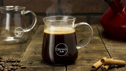 Osaka Thermal Shock Proof Coffee Mug